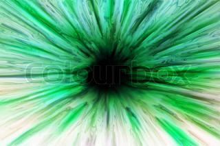 abstract tunnel background generated by the computer