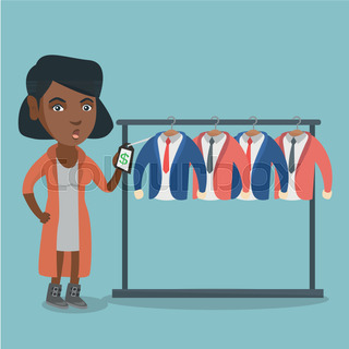 Girl changing clothes surprised well told