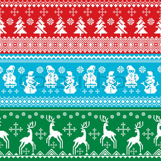 abstract lovely colorful christmas background vector illustration