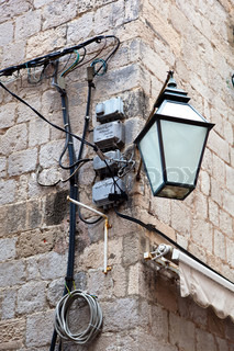 unesco world heritage site street lighting,