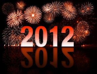 Billede af 'nytår, fyrværkeri, tekst'
