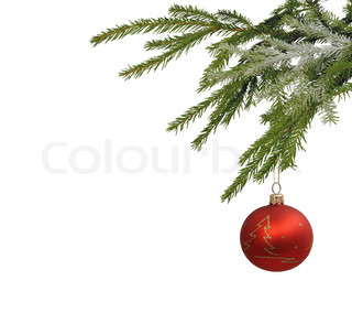 Image of 'christmas, background, ball'