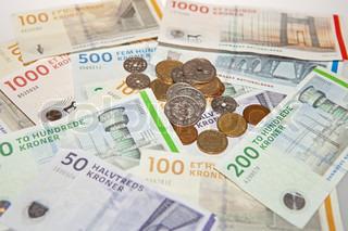 pengesedler fra danmark
