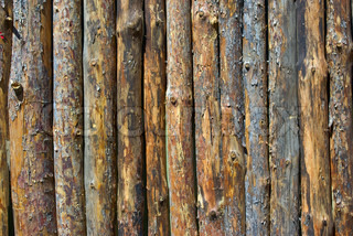 The olden grunge wooden rough boards background
