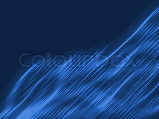 Dark blue background from lines
