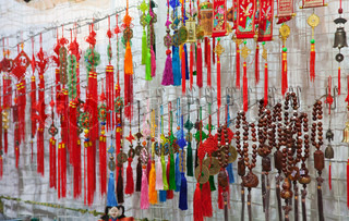Traditional Chinese souvenirs and decoration