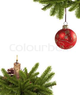 Billede af 'julemanden, dekoreret, glad'