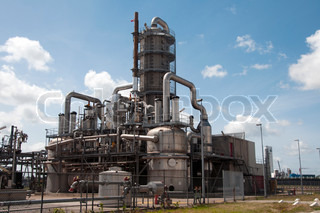reactors industry and steel in refinery