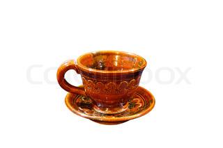 Eastern te kop , isoleret på hvid baggrund