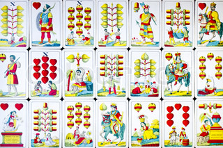 Image of 'playing, card, back'