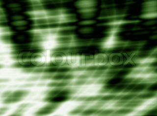 Green card wallpaper design