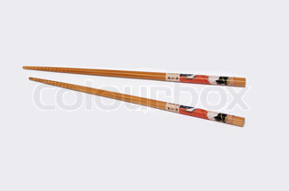 An image of chinese sticks