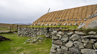 traditional scottish house