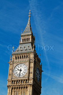 the landmark of the city of london is the clock tower
