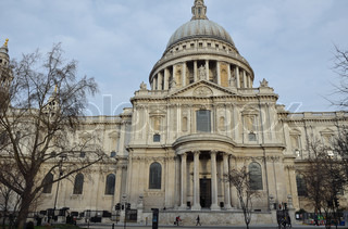 St Paul's Cathedral London city LeKancir