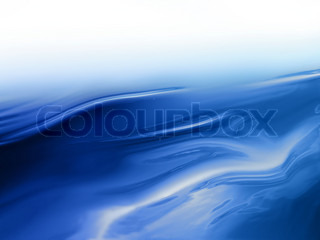 elegant abstract water background with abstract smooth lines