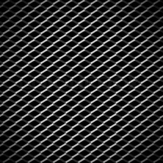 metal grill abstract background
