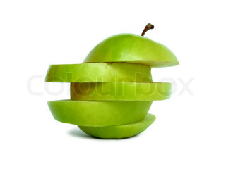 apple, fruit,slice, eating, healthy, dieting, food, dietary, weight, slice, lifestyle, cutting, organic, freshness, green,color, refreshment, part, image, ripe, drink, nature, effect, white, tasting, multi-layered, juice, slim, on, snack, vehicle, medicine