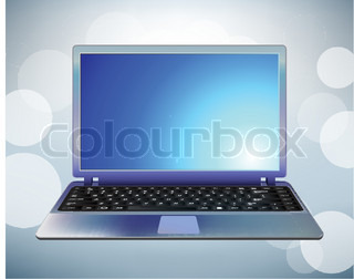 Vector of 'progress, laptop, mobile'