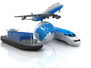 types of transport of transporting are loads