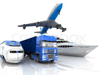 Bild von 'clipart, Transport, global'