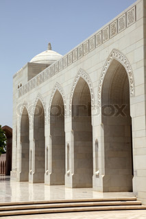 Grand Mosque of Muscat, Oman