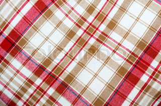 Red table cloth background