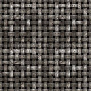 Metal net seamless background - texture pattern for continuous replicate
