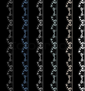 Kniplinger, mønster, blonder | Vektor | Colourbox
