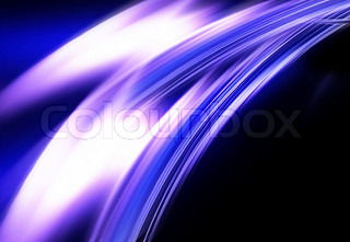 abstract purple glow in the dark background