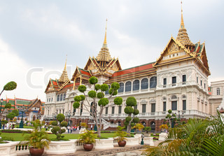 Grand Palace and Temple of Emerald Buddha