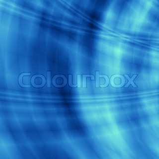 Blue card abstract background