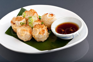 Thai Fried Dumpling Appetizers