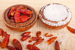 Salt and Piri Piri