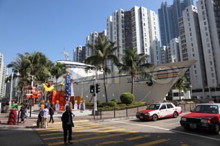 Ship Shopping Mall Whampoa Garden, Hong Kong Photo taken at 5th of December 2010