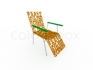 word sommer mit bunten buchstaben stock foto colourbox. Black Bedroom Furniture Sets. Home Design Ideas