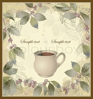Vektor af 'drikke, coffee, relish'
