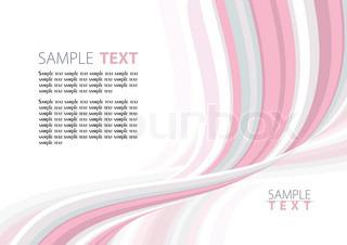 Elegance pink background. Vector