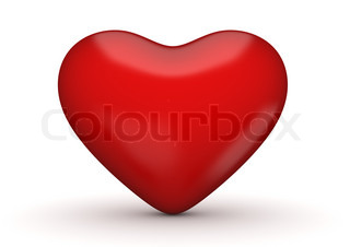 12000px huge HQ 3d heart love, valentine day, wedding series
