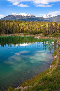 emerald lake Banff Alberta,Canada