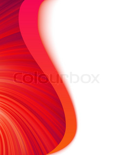Purple red and white abstract wave burst EPS 8