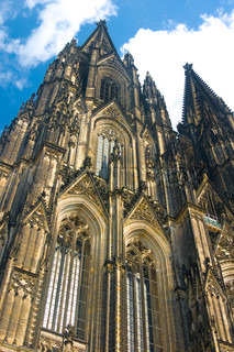 Cologne Cathedral of Saint Peter and Mary
