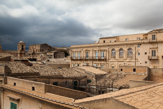 Noto - history town on Sicily