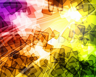 Abstract bright colourful background