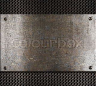 old metal background