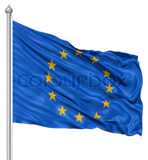 Waving Flag Europas