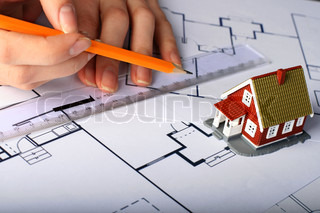 Design of new house