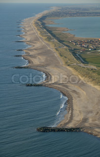 Image of 'Denmark, Coastal Protection at Ferring beach on the West Coast, photoes by knuderik Christensen'