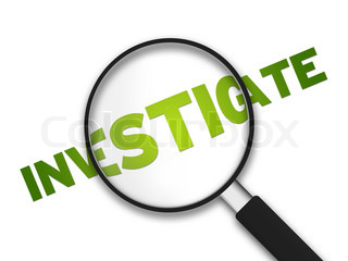 Magnifying Glass - Investigate