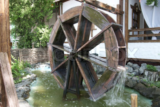 Image of 'Wheel, Mill, Generation'